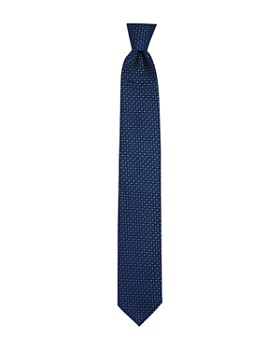 HUGO - Circles Dot Neat Skinny Tie
