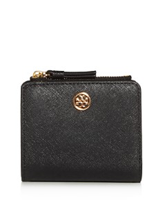 Tory Burch - Robinson Leather French Wallet