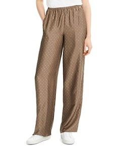 Theory - Silk Pull-On Pants