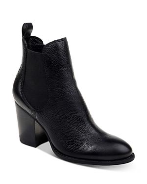 Splendid Women\\\'s Highland Stacked Heel Booties