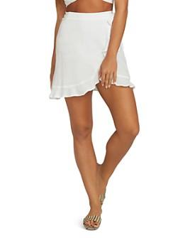 Show Me Your MuMu - Roam Mini Skirt