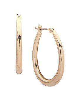 Ralph Lauren - Thick Hoop Earrings