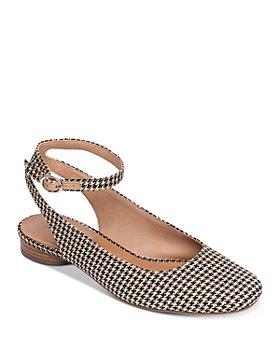 Bernardo - Women's Ellie Leather Flats
