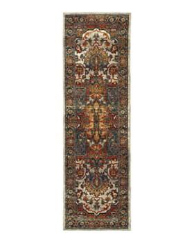 "Oriental Weavers - Sedona 6382B Runner Rug, 2'3"" x 7'6"""