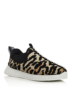 Miu Miu Women's Run Logo Sneakers - 100% Exclusive