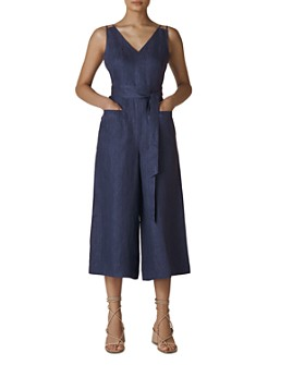 Whistles - Alpha Linen Jumpsuit