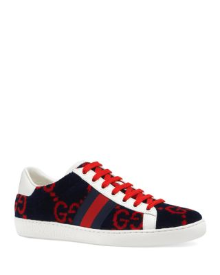 Ace GG Terry Cloth Sneakers