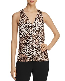 Le Gali - Bianca Gathered-Front Tank Top - 100% Exclusive