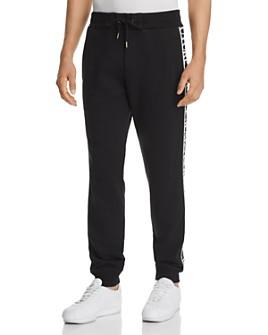 Versace Jeans Couture - Felpa Logo-Tape Sweatpants - 100% Exclusive
