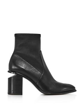 Alexander Wang - Women's Anna Stretch Leather Booties