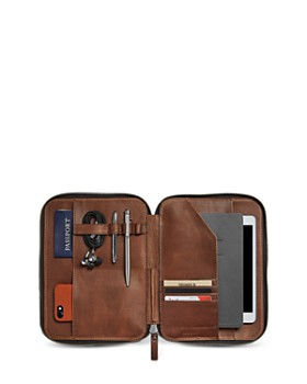 Shinola - Leather Tech Portfolio