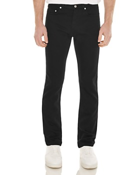 Sandro - Slim Fit Jeans in Black