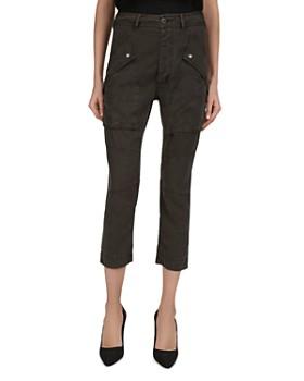 0f502bc2ef The Kooples Women's Pants: Khakis, Chino, Slacks & More - Bloomingdale's
