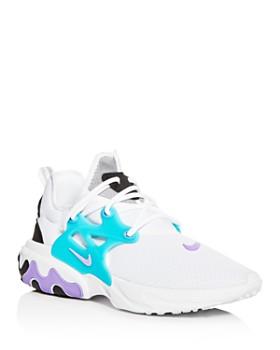 Nike - Men's React Presto Low-Top Sneakers