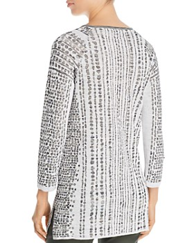 NIC and ZOE - Natural Instinct Knit Tunic Top