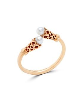 Nouvel Heritage - 18K Rose Gold Astral Pearl Ring