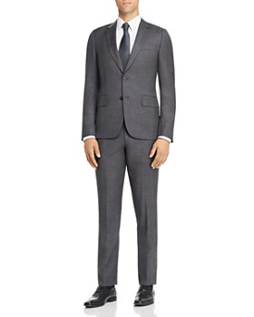 Paul Smith - Glen Plaid Slim Fit Suit - 100% Exclusive