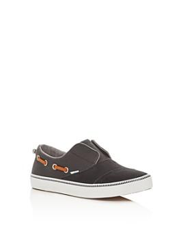 TOMS - Unisex Suede Pasadena Canvas & Suede Slip-On Sneakers - Toddler, Little Kid, Big Kid