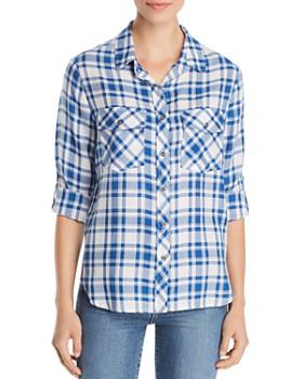 Billy T - Roll-Tab Button-Down Shirt