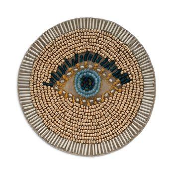 Joanna Buchanan - Evil Eye Coasters, Set of 4