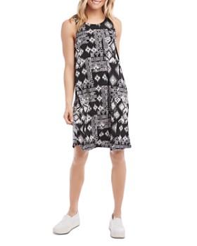 Karen Kane - Chloe Geo-Print Dress