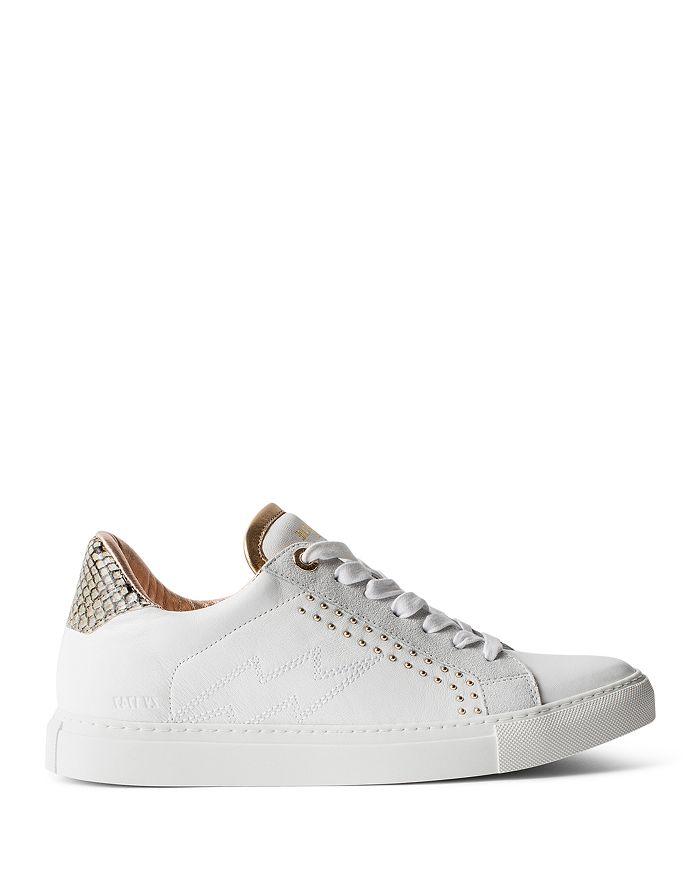 Zadig & Voltaire - Women's ZV1747 Lace-Up Sneakers