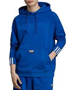 adidas Originals Camouflage Color Block Hooded Sweatshirt