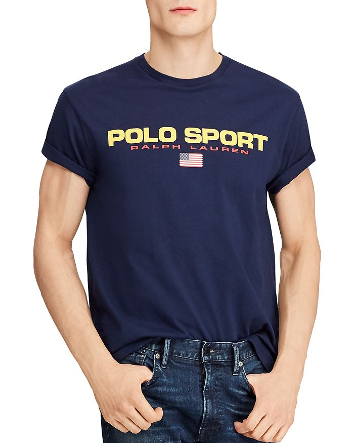 Polo Ralph Lauren - Classic Fit Polo Sport Tee