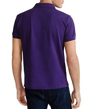 Polo Ralph Lauren - Custom Slim Fit Stretch Mesh Polo Shirt