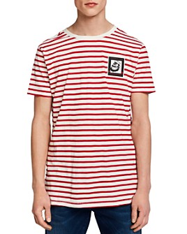Scotch & Soda - Brutus Striped Tee