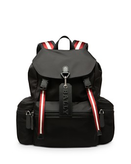 Bally - Nylon Crew Backpack