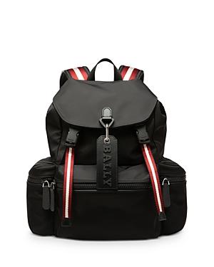 Bally Nylon Crew Backpack-Men