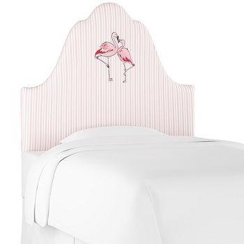 Cloth & Company - Skyler Twin Arched Headboard