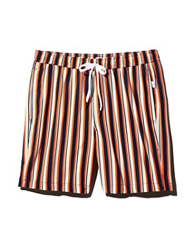 Onia - Sunset Striped Swim Trunks - 100% Exclusive