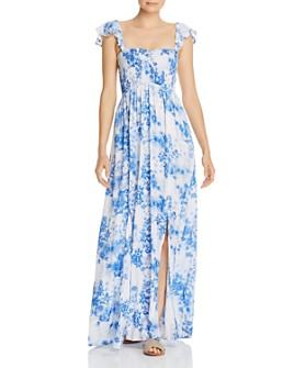 Tiare Hawaii - Hollie Tie-Dyed Maxi Dress