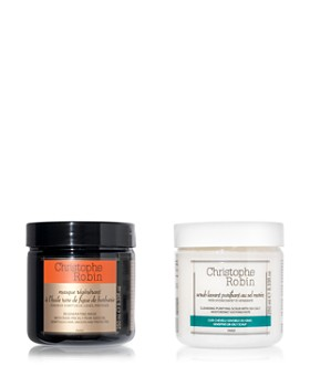 Christophe Robin - Detox & Repair Set ($124 value)