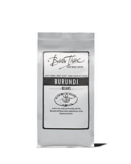 Bean There Coffee Company - Burundi Fair Trade Coffee Beans, 8 oz.