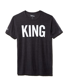 CHASER - x Disney King Graphic Tee