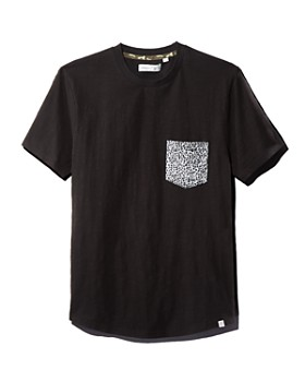 Sovereign Code - Cub Leopard-Print Pocket Tee