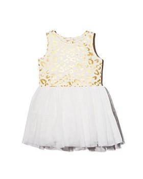9198c80993925 Pippa & Julie - Girls' Disney The Lion King Simba Foil Print Tutu Dress,