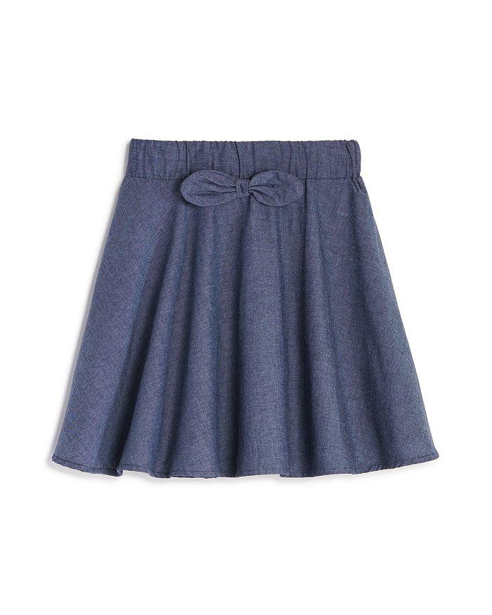 Mini Series - Girls' Chambray Skirt, Little Kid - 100% Exclusive