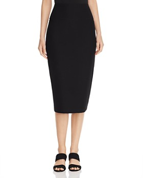 Eileen Fisher Petites - Midi Pencil Skirt