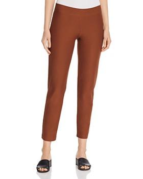 Eileen Fisher - Slim Pull-On Pants