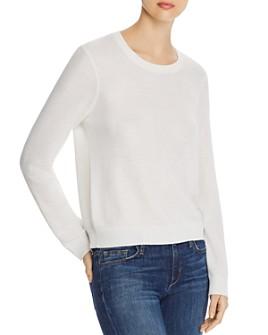 Eileen Fisher Petites - Open-Knit Sweater