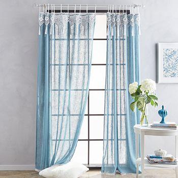 """Peri Home - Suri Tab Top Curtain Panel, 50"""" x 95"""""""