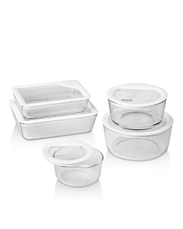 Pyrex - Ultimate Storage 10-Piece Set