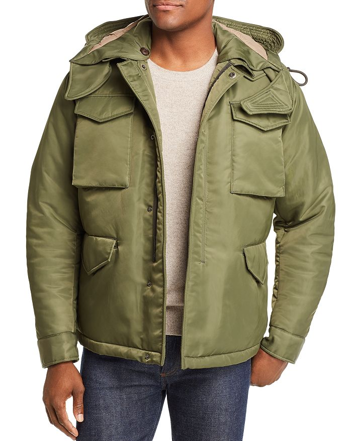 EASTLOGUE - Field Jumper Jacket