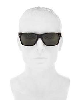 Persol - Men's Polarized Square Sunglasses, 58mm