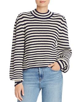 Eleven Six - Mia Striped Sweater