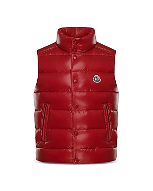Moncler Unisex Tib Quilted Down Vest - Little Kid